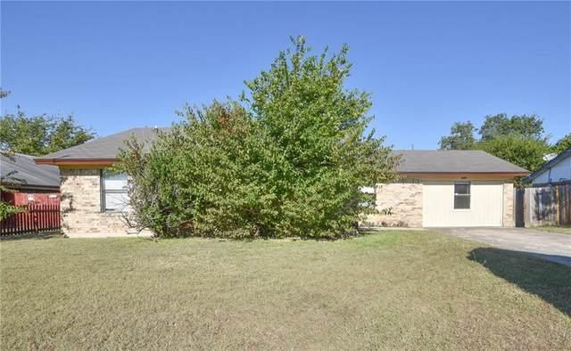 2507 Lago Trl, Killeen, TX 76543 (#8094634) :: Cord Shiflet Group