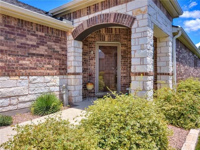 412 W Kickapoo Creek Ln E, Georgetown, TX 78633 (#8096557) :: Watters International