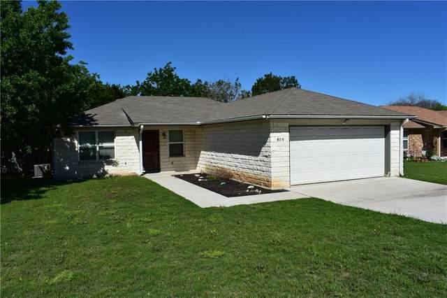 804 S Mcneil St, Burnet, TX 78611 (#8096725) :: Zina & Co. Real Estate