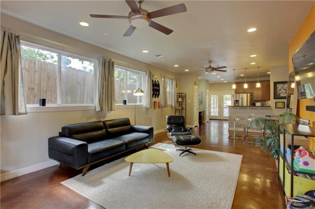 1701 Sanchez St B, Austin, TX 78702 (#8096745) :: Papasan Real Estate Team @ Keller Williams Realty