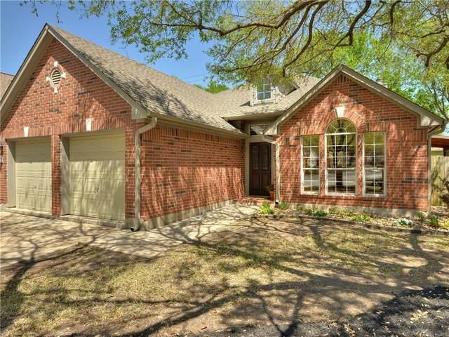 13501 Anarosa Loop, Austin, TX 78727 (#8097390) :: Azuri Group | All City Real Estate