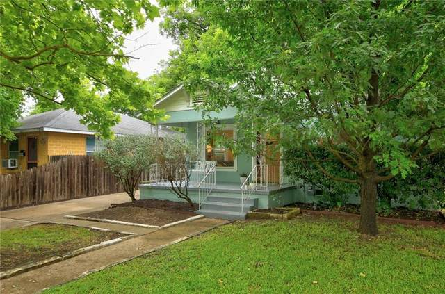 5207 Avenue F, Austin, TX 78751 (#8099370) :: The Heyl Group at Keller Williams