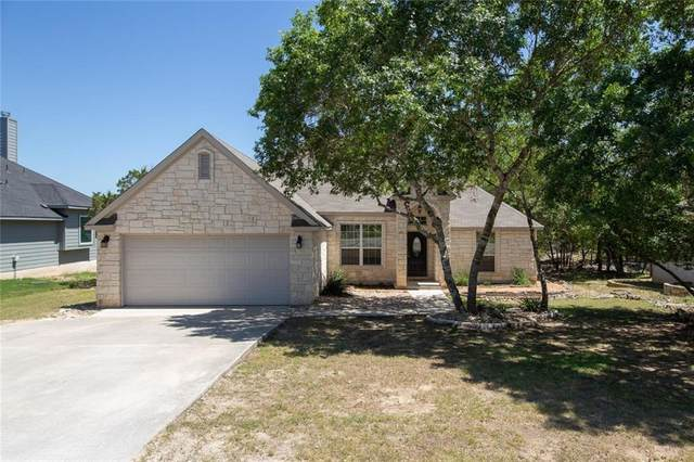 7 Creekside Dr, Wimberley, TX 78676 (#8101405) :: Papasan Real Estate Team @ Keller Williams Realty
