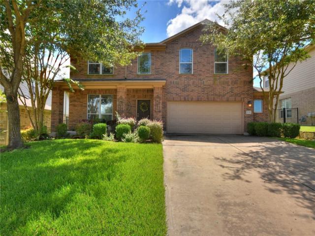 1735 Woodvista Pl, Round Rock, TX 78665 (#8103672) :: Ben Kinney Real Estate Team