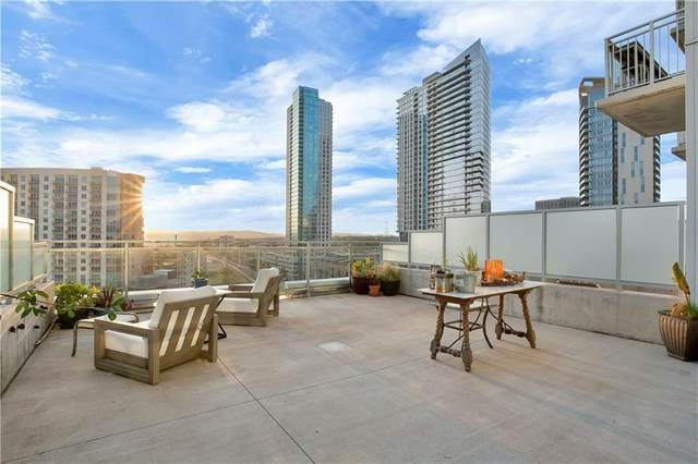 222 West Ave #1004, Austin, TX 78701 (#8104418) :: The Heyl Group at Keller Williams