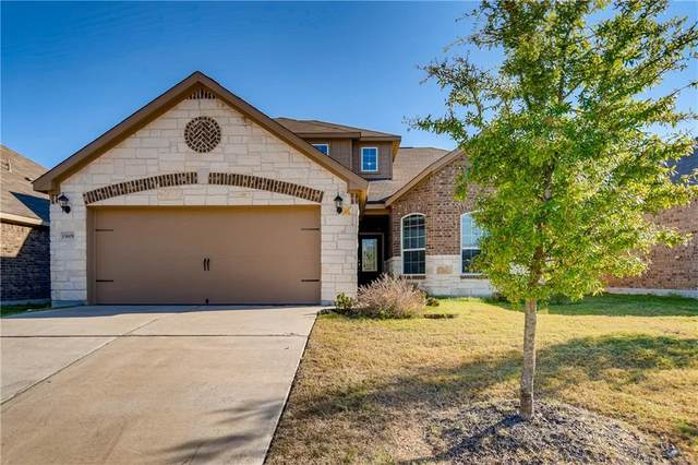 13809 Nelson Houser St, Manor, TX 78653 (#8104576) :: Papasan Real Estate Team @ Keller Williams Realty