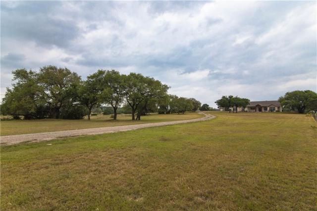 13582 Cedar Valley Rd, Salado, TX 76571 (#8104806) :: Ana Luxury Homes