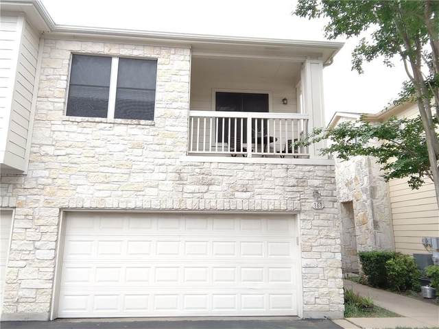 7501 Shadowridge Run #161, Austin, TX 78749 (#8106113) :: Papasan Real Estate Team @ Keller Williams Realty