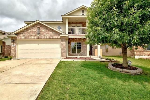 13604 James Garfield St, Manor, TX 78653 (#8106229) :: Papasan Real Estate Team @ Keller Williams Realty