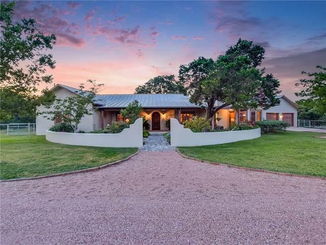 1417 County Road 200A, Burnet, TX 78611 (#8106352) :: RE/MAX Capital City