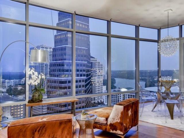 200 Congress Ave 20F, Austin, TX 78701 (#8107662) :: Ben Kinney Real Estate Team