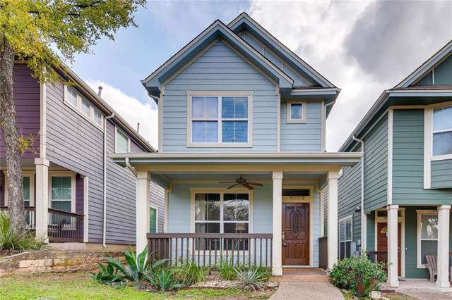 4109 E 12th St #2, Austin, TX 78721 (#8109341) :: The Perry Henderson Group at Berkshire Hathaway Texas Realty