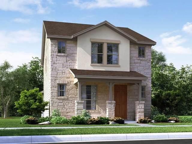 6009 Pleasanton Pkwy, Pflugerville, TX 78660 (#8109477) :: Douglas Residential