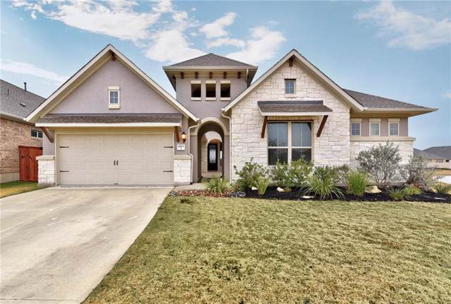 4013 Discovery Well Dr, Liberty Hill, TX 78642 (#8110347) :: Realty Executives - Town & Country