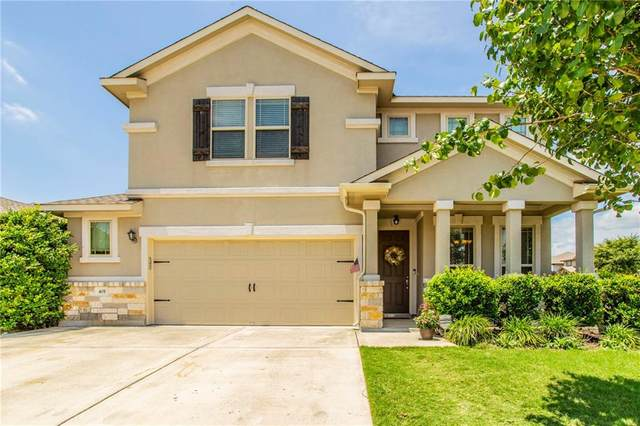 401 Fletcher Bnd, Buda, TX 78610 (#8112167) :: The Perry Henderson Group at Berkshire Hathaway Texas Realty