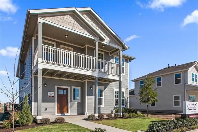 227 Clearlake Dr, Hutto, TX 78634 (#8114271) :: Papasan Real Estate Team @ Keller Williams Realty