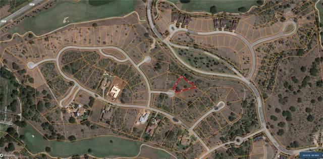 Lot 38 TBD Violet Meadow, Horseshoe Bay, TX 78657 (#8114381) :: Watters International