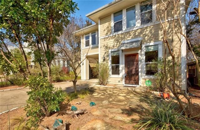 808 Jewell St, Austin, TX 78704 (#8116001) :: The Perry Henderson Group at Berkshire Hathaway Texas Realty