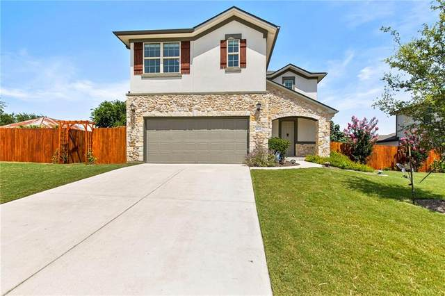 8125 Pescara Cv, Round Rock, TX 78665 (#8117353) :: Papasan Real Estate Team @ Keller Williams Realty