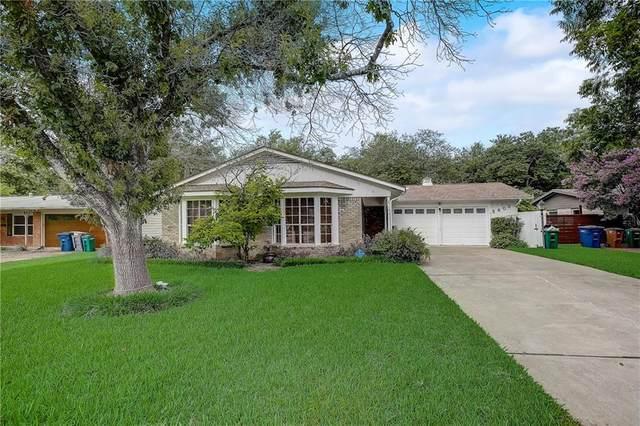 5602 Delwood Dr, Austin, TX 78723 (#8117861) :: Papasan Real Estate Team @ Keller Williams Realty