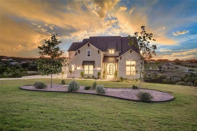 875 Spectacular Bid Dr, Austin, TX 78737 (MLS #8120056) :: Brautigan Realty