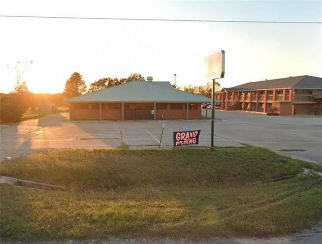 379 N Us Hwy 77 Highway, Rockdale, TX 76567 (#8120895) :: R3 Marketing Group