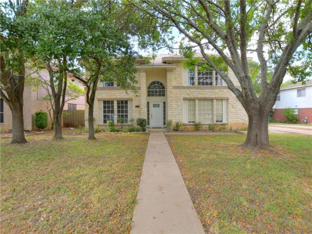 8442 Fern Bluff Ave, Round Rock, TX 78681 (#8123033) :: The Heyl Group at Keller Williams