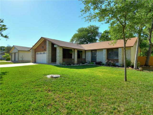 811 Timber Trl, Cedar Park, TX 78613 (#8123644) :: Forte Properties