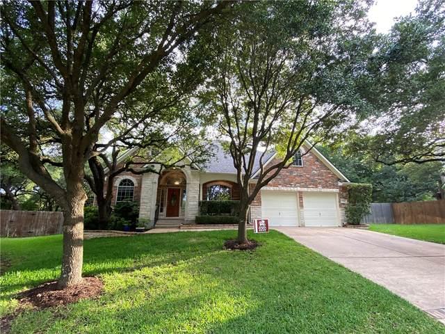 3410 Lazy Oak Cv, Round Rock, TX 78681 (#8123913) :: The Heyl Group at Keller Williams
