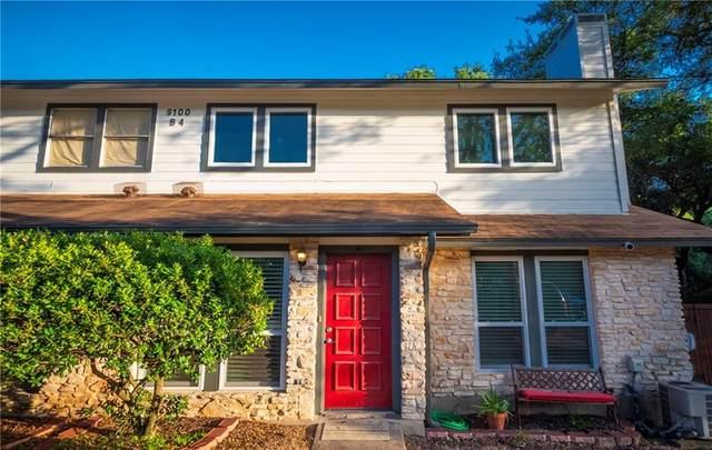 9100 Mountain Ridge Dr 4A, Austin, TX 78759 (#8124290) :: Papasan Real Estate Team @ Keller Williams Realty