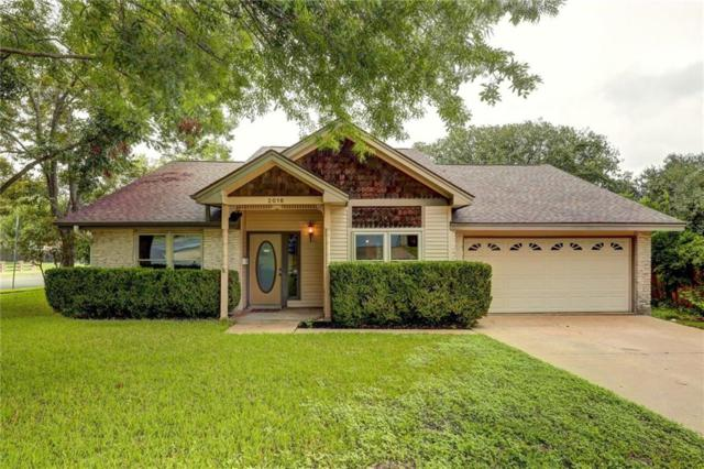 2016 Crystal Shore Dr, Austin, TX 78728 (#8125120) :: The Heyl Group at Keller Williams