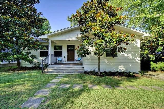 603 Fairfield Ln, Austin, TX 78751 (#8128989) :: The Heyl Group at Keller Williams