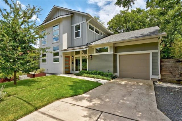 1809 Romeria Dr B, Austin, TX 78757 (#8129000) :: Realty Executives - Town & Country