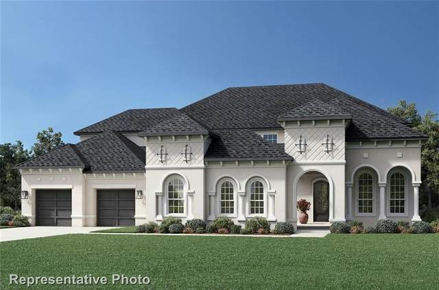 1809 Vercellina View, Leander, TX 78641 (#8130112) :: Service First Real Estate