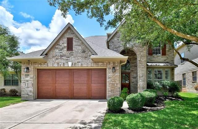 1872 Nelson Ranch Loop, Cedar Park, TX 78613 (#8130500) :: Papasan Real Estate Team @ Keller Williams Realty
