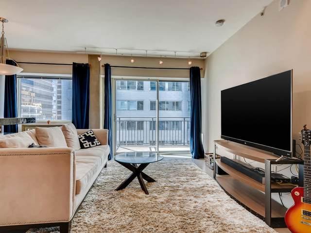 800 Brazos St #902, Austin, TX 78701 (#8130514) :: Papasan Real Estate Team @ Keller Williams Realty
