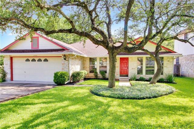 2703 Buckeye Trl, Cedar Park, TX 78613 (#8136408) :: Zina & Co. Real Estate