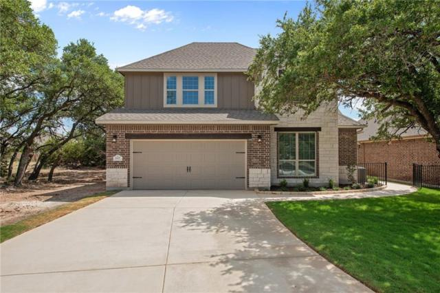 1417 Horizon View Dr, Georgetown, TX 78628 (#8136610) :: The Gregory Group