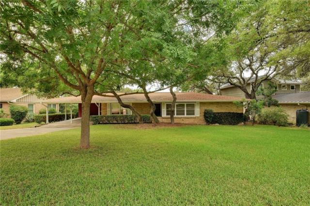 5803 Trailridge Cir, Austin, TX 78731 (#8137716) :: Papasan Real Estate Team @ Keller Williams Realty