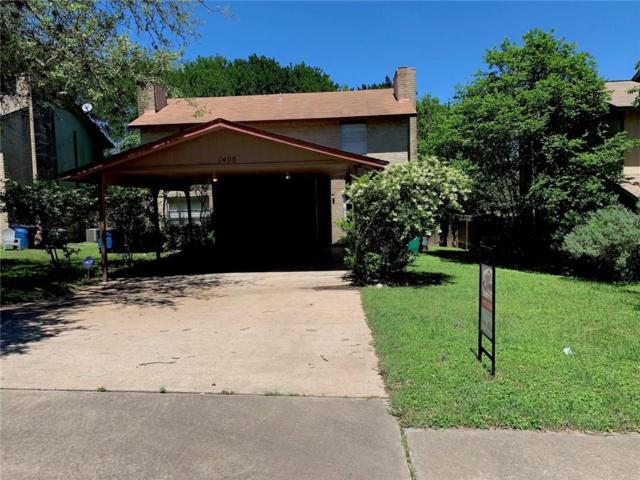 1408 Waterloo Trl, Austin, TX 78704 (#8139819) :: The Perry Henderson Group at Berkshire Hathaway Texas Realty