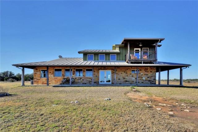 1743 Althaus Ranch Rd., Johnson City, TX 78636 (#8140178) :: NewHomePrograms.com LLC