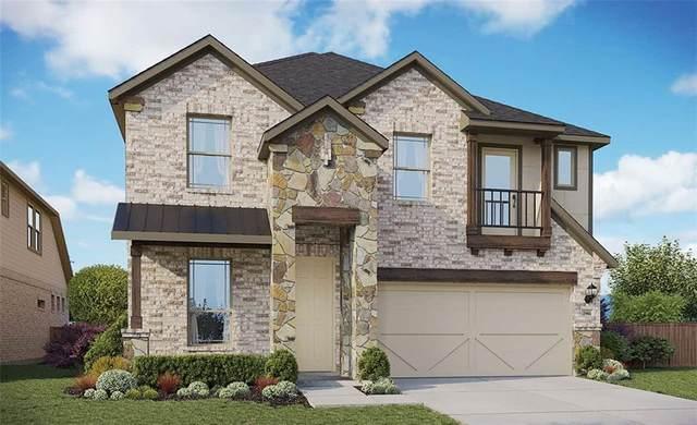 664 Windbrook Dr, Georgetown, TX 78628 (#8140752) :: Papasan Real Estate Team @ Keller Williams Realty