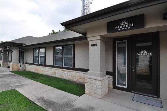 930 S Bell Blvd #405, Cedar Park, TX 78613 (#8141286) :: Front Real Estate Co.