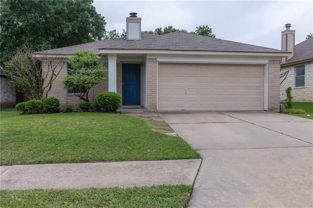 1801 Steeds Xing, Pflugerville, TX 78660 (#8141827) :: Papasan Real Estate Team @ Keller Williams Realty