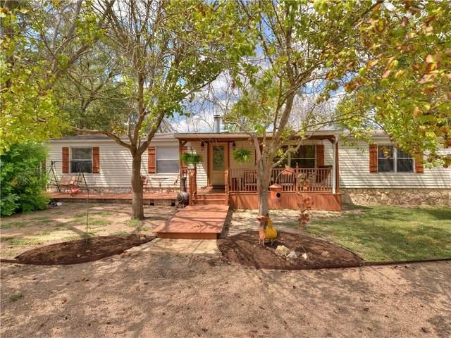 200 S Bear Creek Rd, Liberty Hill, TX 78642 (#8145626) :: Empyral Group Realtors