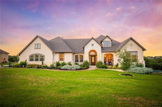 1509 Tramonto, New Braunfels, TX 78132 (#8148616) :: Zina & Co. Real Estate