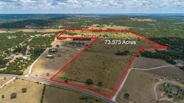 1527 County Road 330, Burnet, TX 78611 (#8150195) :: Ben Kinney Real Estate Team