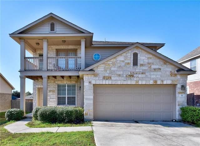 311 Primavera Loop, Kyle, TX 78640 (#8150416) :: The Perry Henderson Group at Berkshire Hathaway Texas Realty
