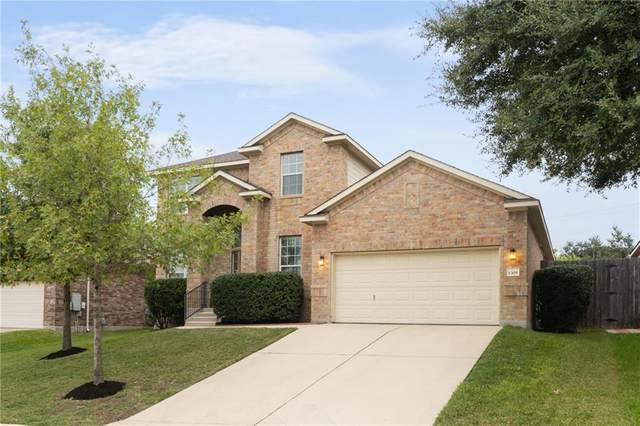 1305 Sundrop Cv, Round Rock, TX 78665 (#8150803) :: Lancashire Group at Keller Williams Realty
