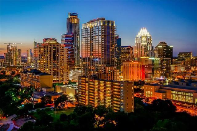 603 Davis St #2002, Austin, TX 78701 (#8150850) :: The Heyl Group at Keller Williams